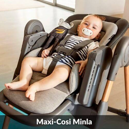 Maxi-Cosi Minla Trona Evolutiva